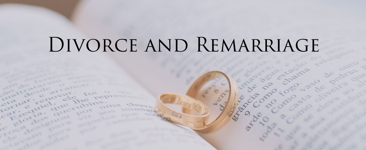 Divorce And Remarriage Living Light Christian Church